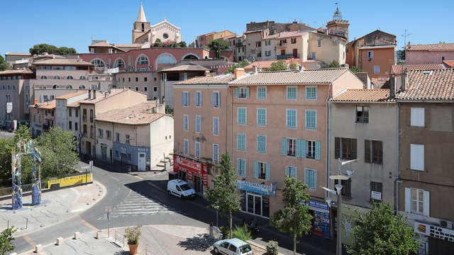 The Originals Boutique Hotel Linko Aubagne Qualys-Hotel