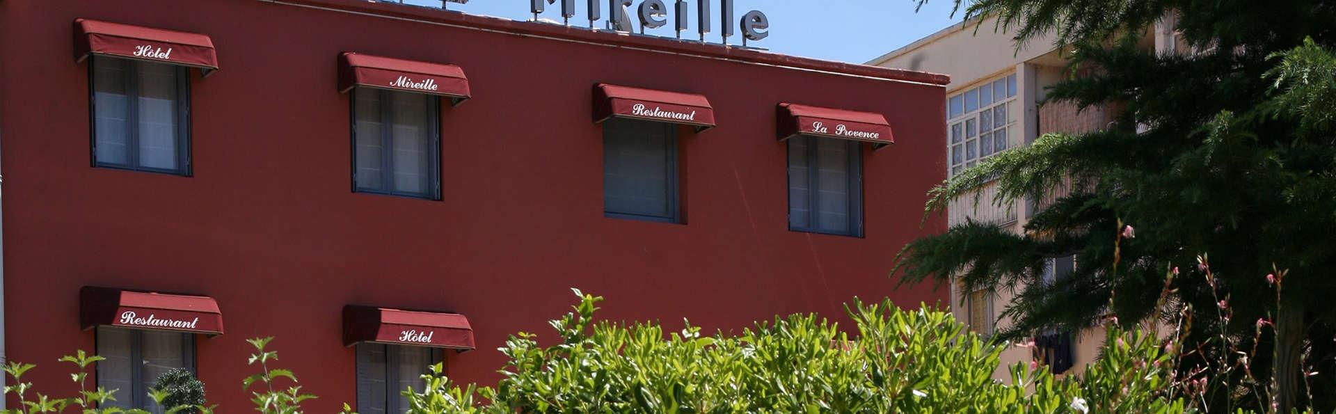 Hotel The Originals Arles Mireille (ex Inter-Hotel) - Edit_Front.jpg