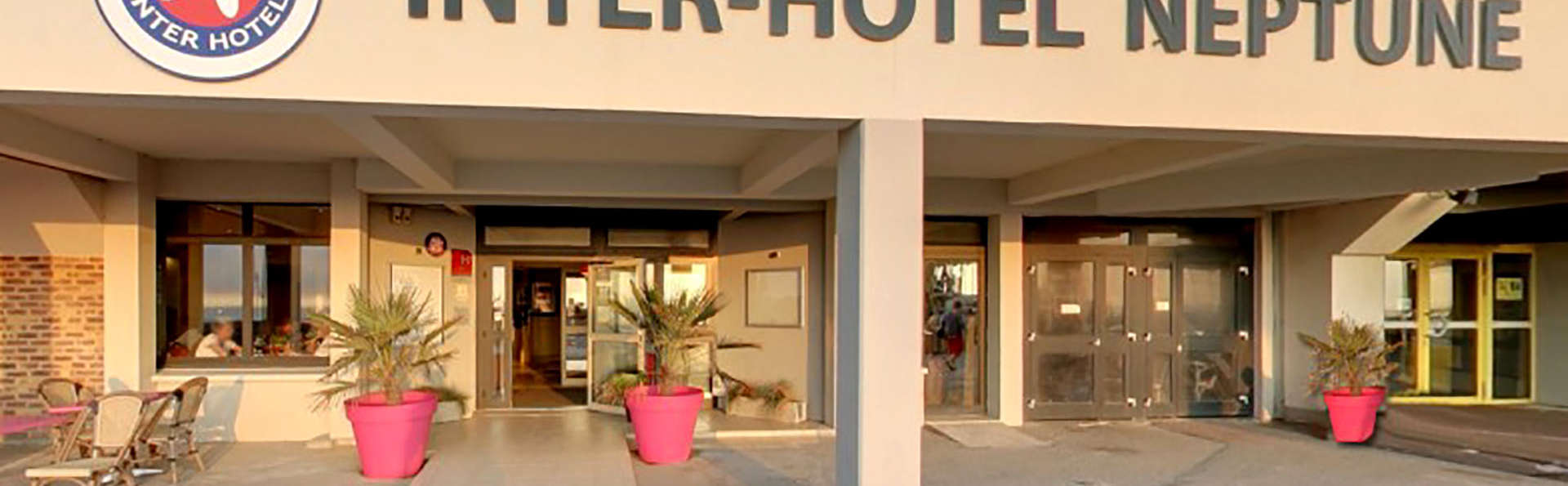 The Originals Boutique, Hôtel Neptune, Berck-sur-Mer (Inter-Hotel) - Edit_Front.jpg