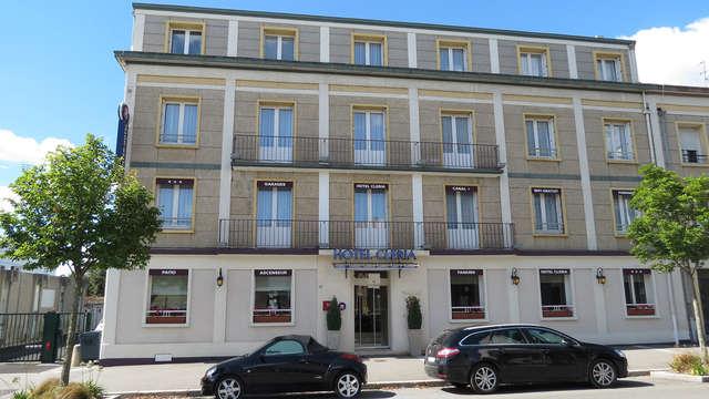 The Originals City Hotel Cleria Lorient Inter-Hotel