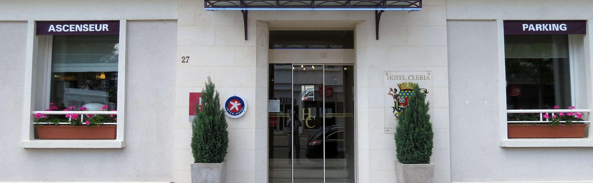 The Originals City, Hôtel Cléria, Lorient (Inter-Hotel) - Edit_Front.jpg
