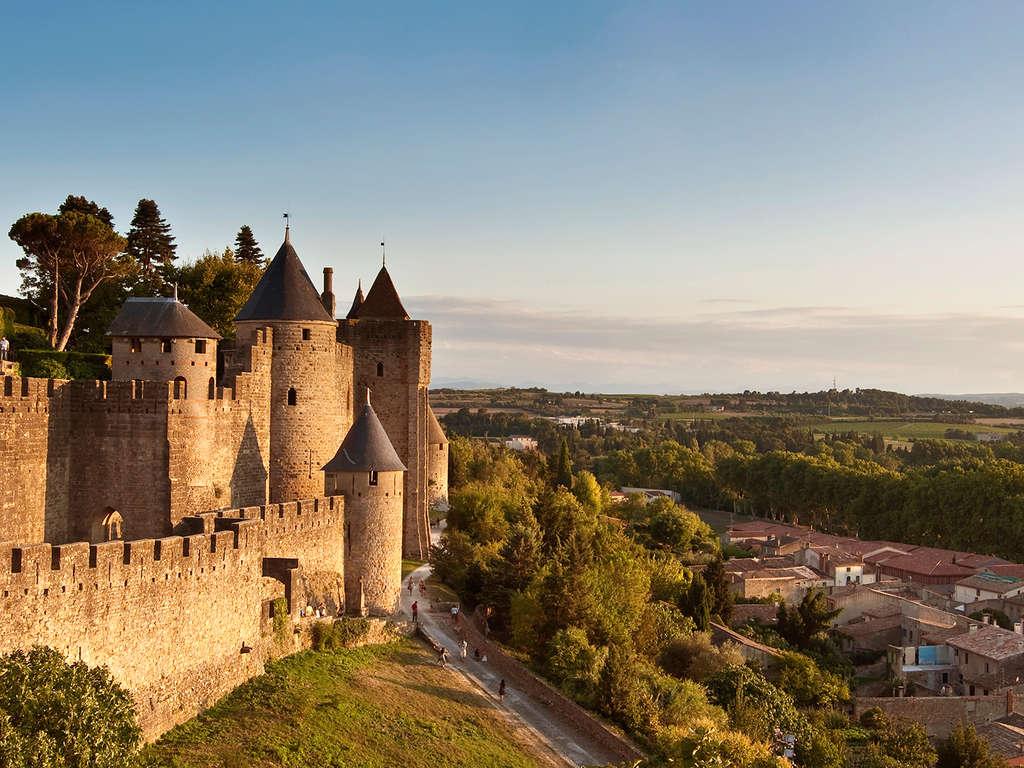 Séjour Languedoc-Roussillon - Week-end de charme à Carcassonne  - 3*