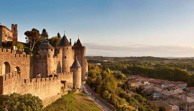 Week-end de charme à Carcassonne