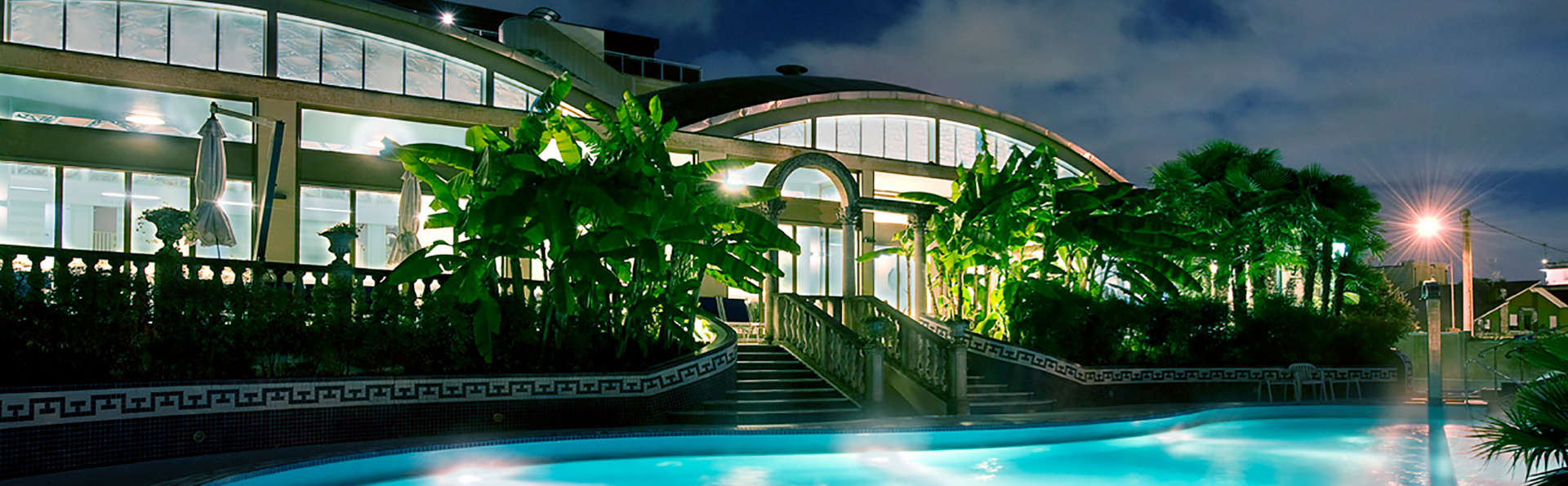 Weekend Alle Terme Abano Terme con accesso alla piscina termale a ...
