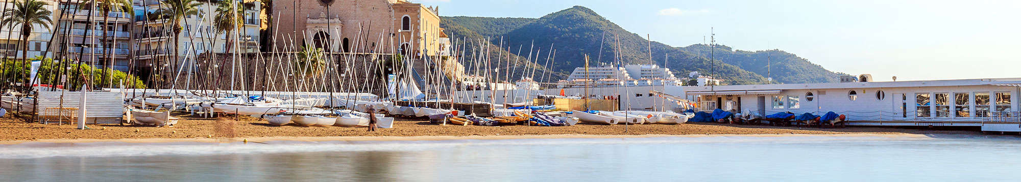 Escapadas fin de semana en Sitges
