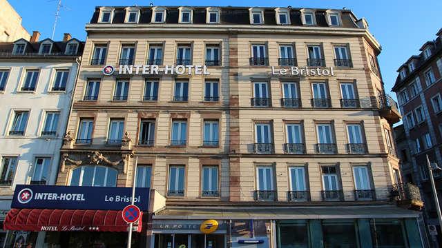 The Originals Boutique Hotel Bristol Strasbourg Centre Gare Inter-Hotel