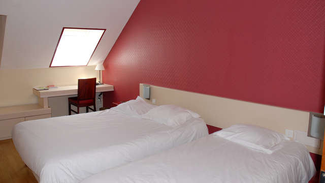Hotel The Originals Saint-Brieuc Nord Au Chene Vert ex Inter-Hotel
