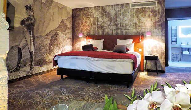 Profitez d'un séjour de charme dans un hôtel en Alsace