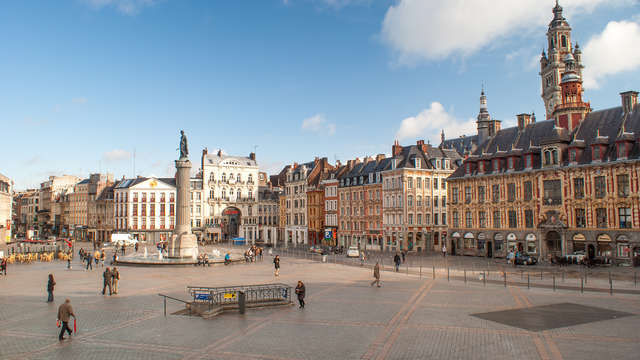 Week-end aux portes de Lille