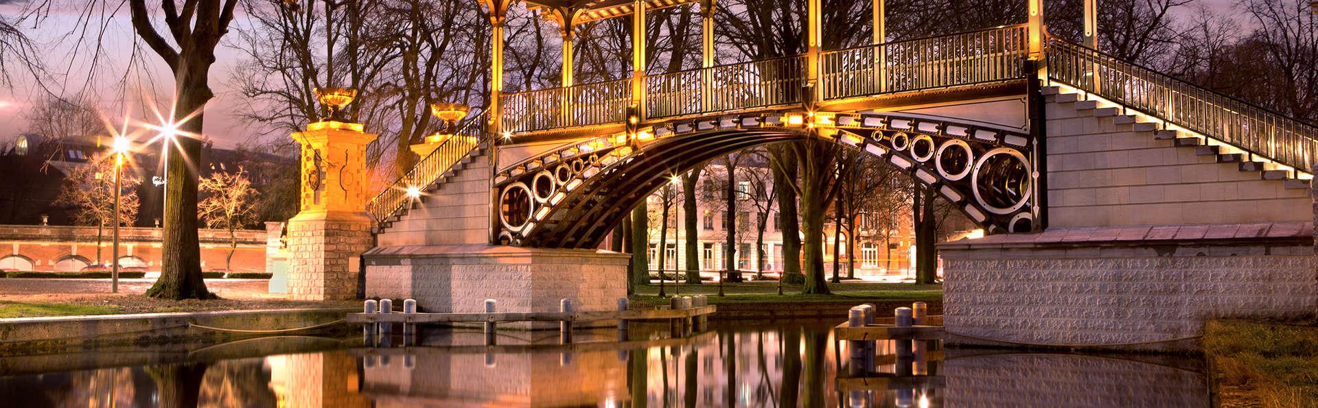 Escapade aux portes de Lille avec entrée coupe-file à la Villa Cavrois