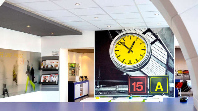 Ibis Styles Gare Vannes Centre