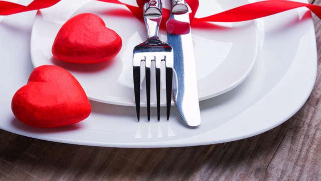 Séjour de charme avec dîner pour la Saint Valentin à Orange