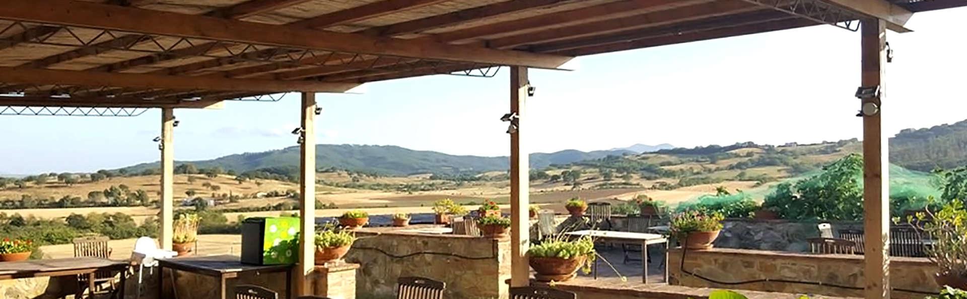 Visite de cave et dégustation au cœur de la Toscane
