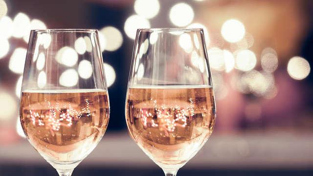 Bicchiere di benvenuto