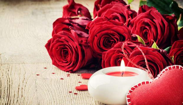 Verwen jezelf en je valentijn met een romantisch weekend in Maasmechelen