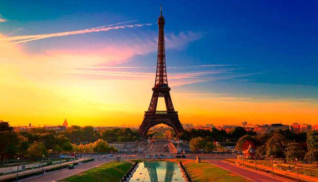 Week-end à proximité de Paris