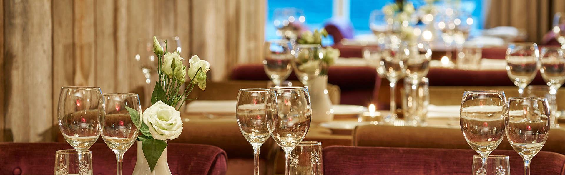 Week-end romantique avec dîner dans le sud du Limbourg