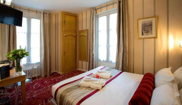 Escapada con encanto en París