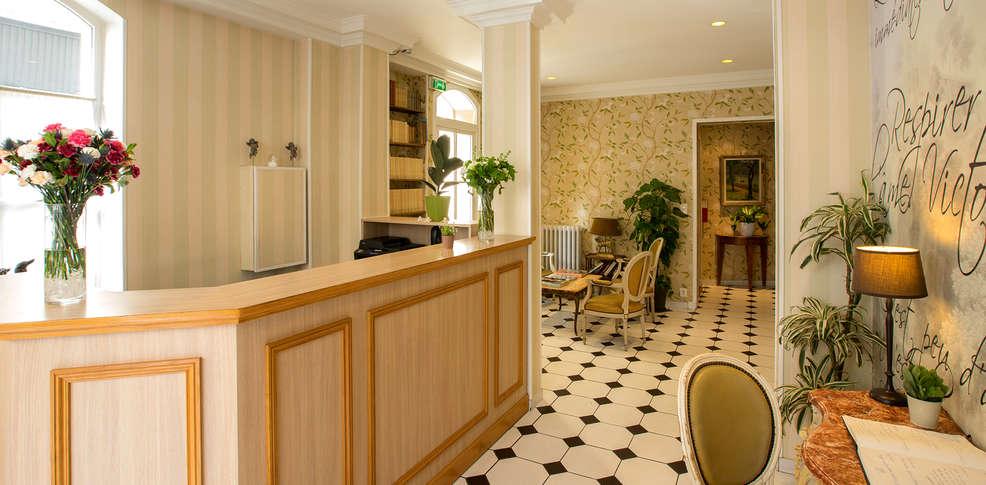 Hotel Romance Malesherbes 3 Parijs Frankrijk