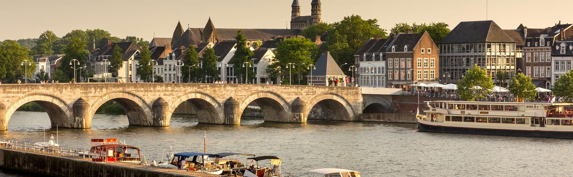 Encanto y elegancia en el corazón de Maastricht