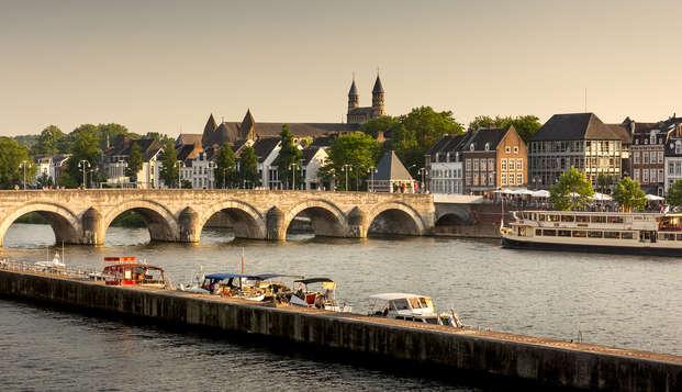 Mini-break avec petit-déjeuner dans la charmante ville de Maastricht