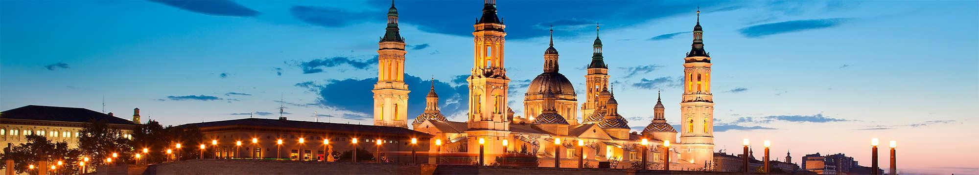 Week-end et séjour Zaragoza