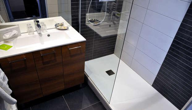 La Cremaillere Le Cottage - Bathroom