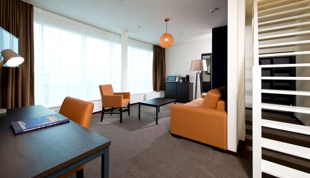 The Hague Teleport Hotel - NEW ROOM