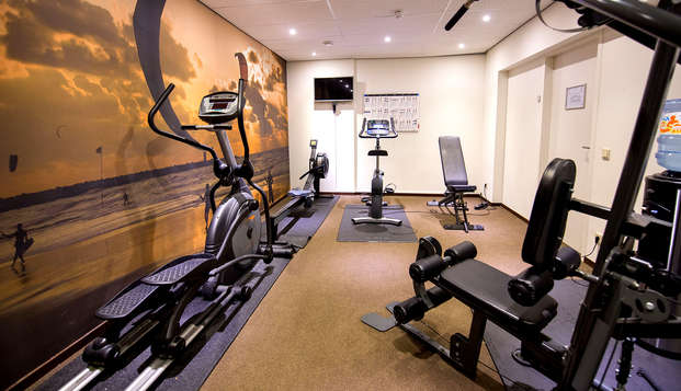 The Hague Teleport Hotel - NEW GYM