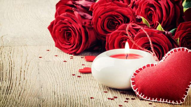 San Valentín en Florencia con cena, aperitivo y mejora de habitación