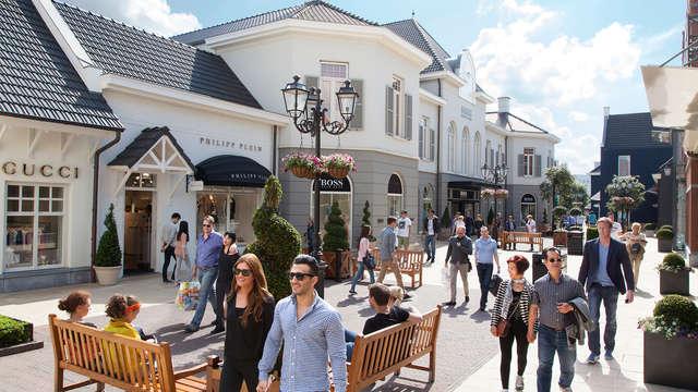 Remise sur l'entrée journalière au village des marques de Roermond