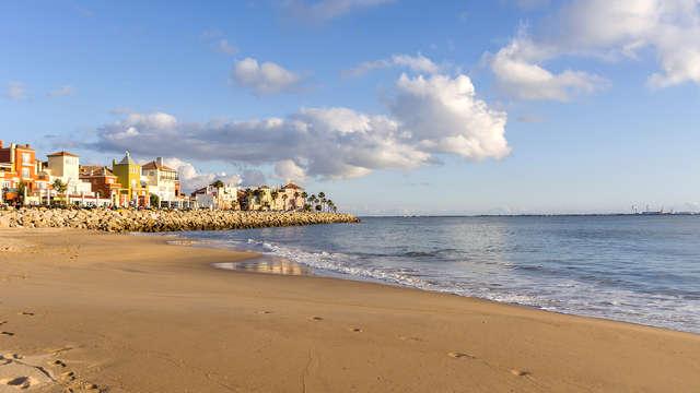 Découvrez El Puerto de Santa María avec bouteille de vin et bonbons Las Tejas (à partir de 2 nuits)