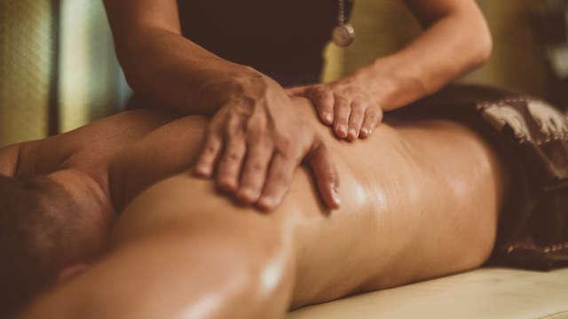 1 Massage au choix pour 2 adultes