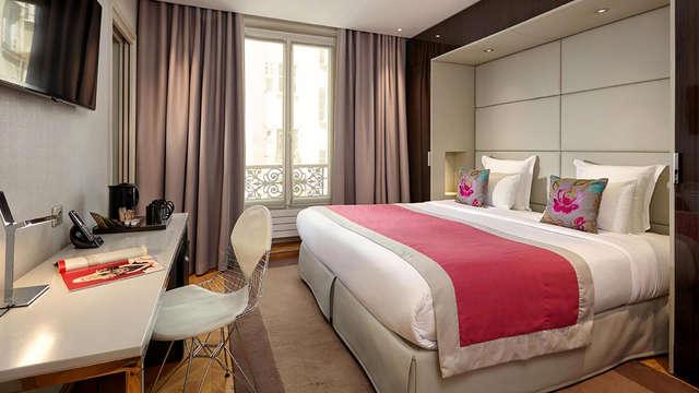 Confort en Suite et ambiance élégante à Paris