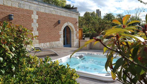 Week-end spa près de Rouen