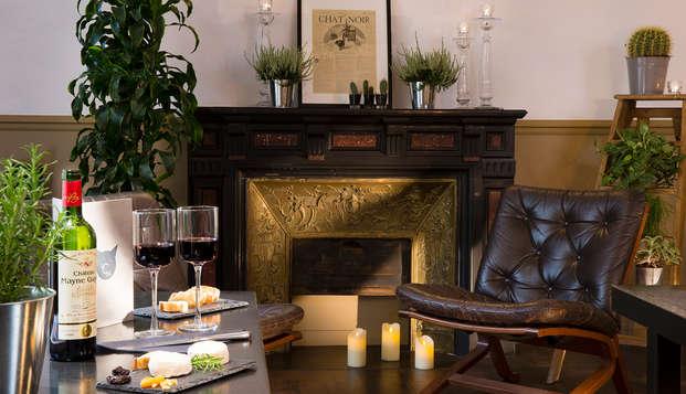 Chat Noir Design Hotel - NEW Lobby