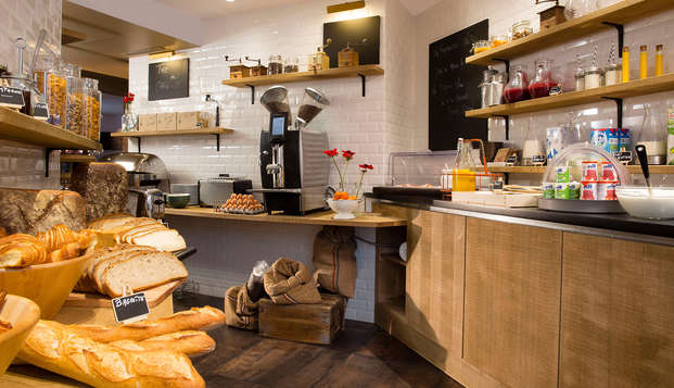 Chat Noir Design Hotel - NEW Breakfast