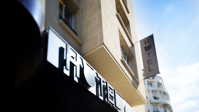 Chat Noir Design Hotel - NEW Details
