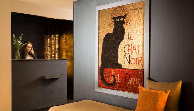 Chat Noir Design Hotel - NEW Reception
