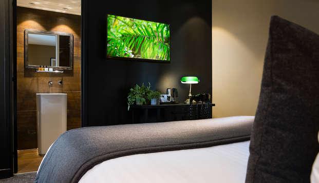 Chat Noir Design Hotel - NEW Room