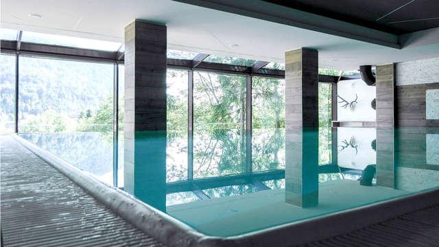 Relax e benessere a Tarvisio: soggiorno con accesso alla spa e cena