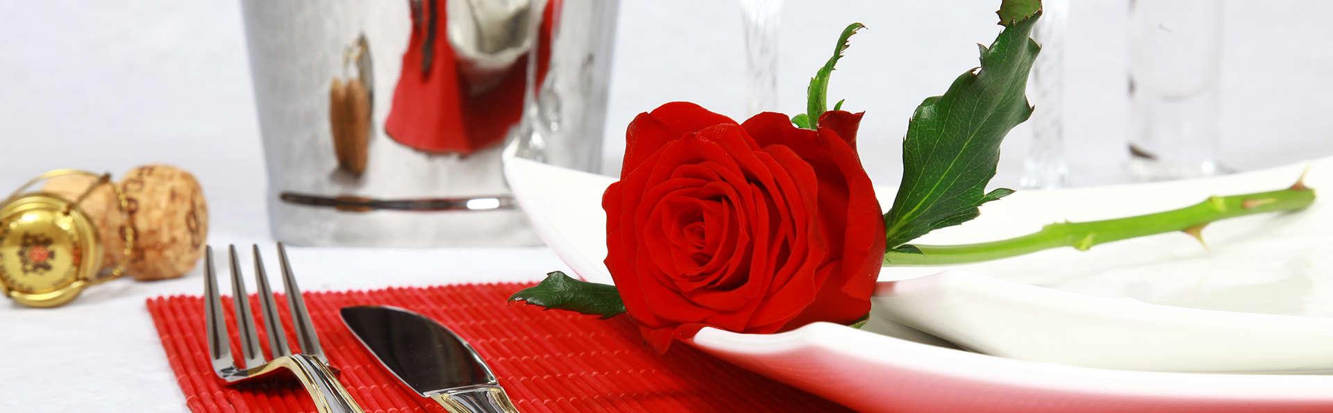 Escapade romantique et gourmande pour la Saint-Valentin