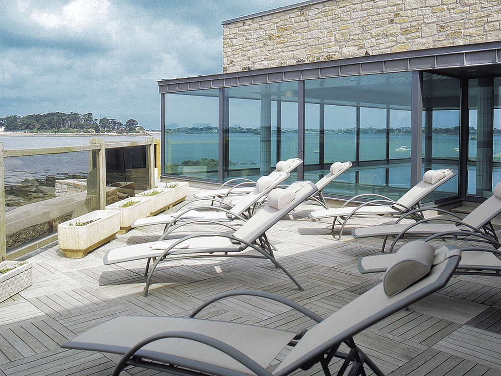 Séjour Finistère - Week-end de détente absolue avec accès au Spa à Roscoff