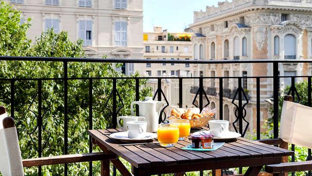 Giorni tra sole e mare a Nizza