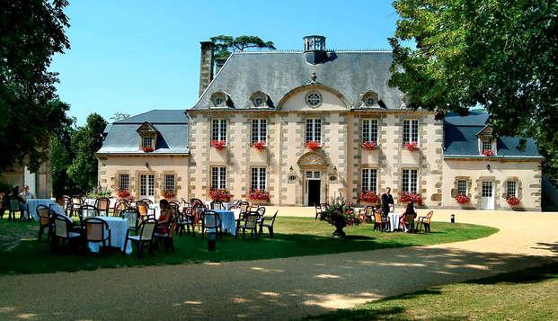 Séjour gourmand au bord de la Mayenne