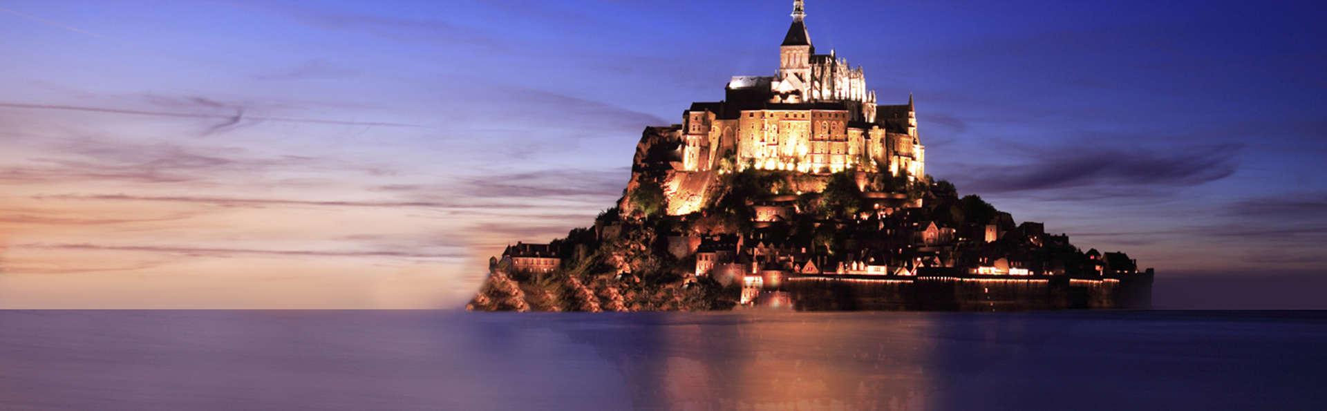 Prestige kamer op de Mont-Saint-Michel