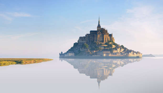 Séjour en chambre confort au Mont-Saint-Michel