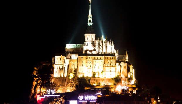 Escapade au Mont-Saint-Michel en chambre confort