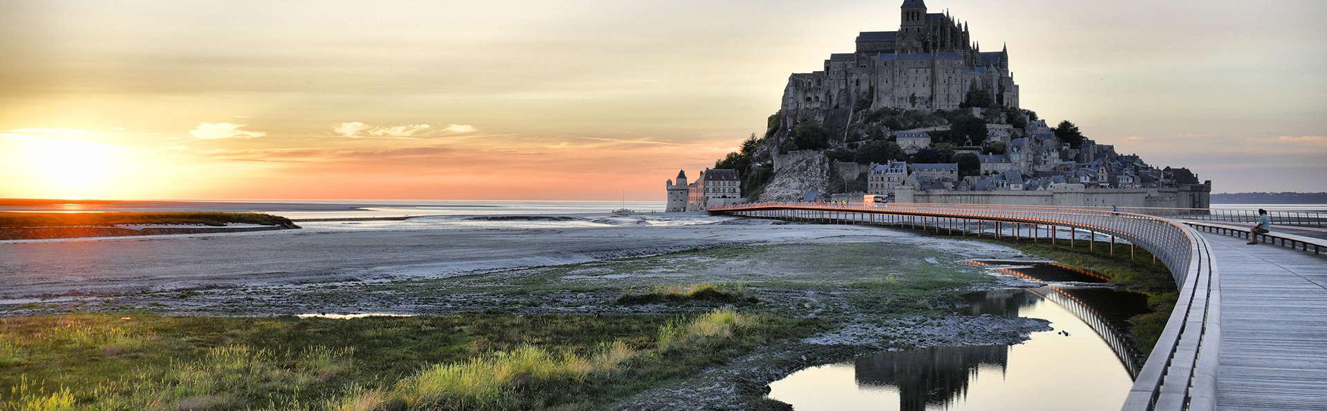 Ontdek de Mont Saint-Michel