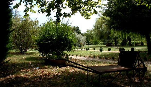 L Annexe du Chateau - Garden